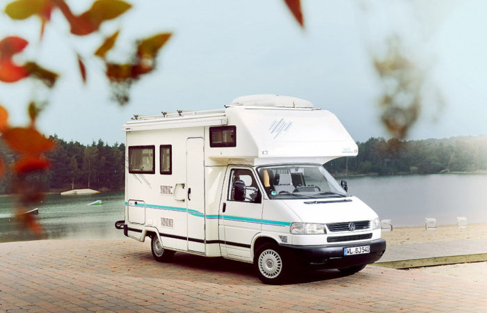 Sechs VW T4-Camper im Test